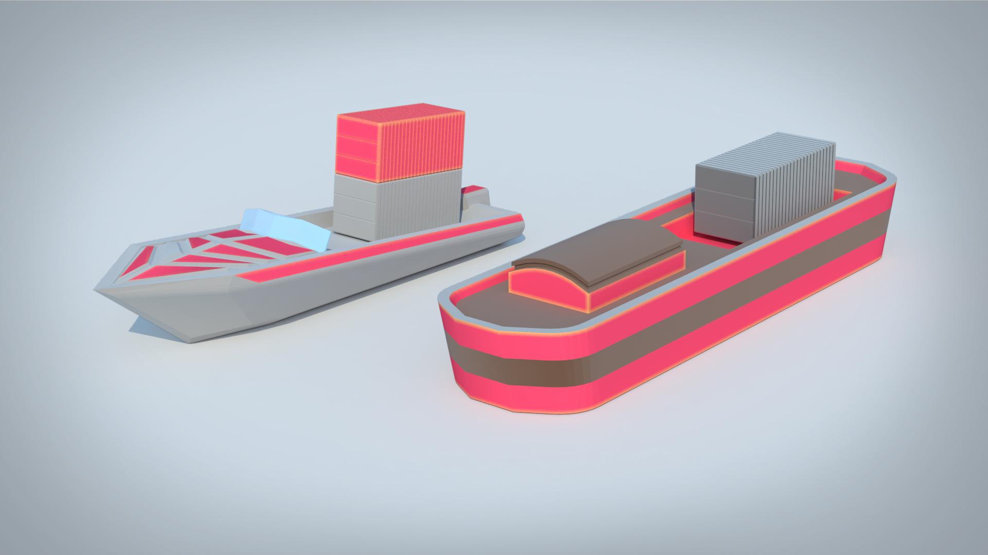 Modélisation des véhicules - Animation 3D Vœux Meccoli