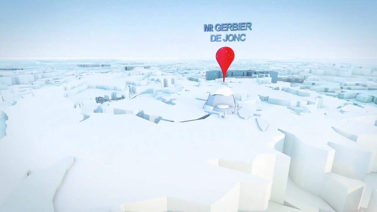 Animation 3D reportage TF1