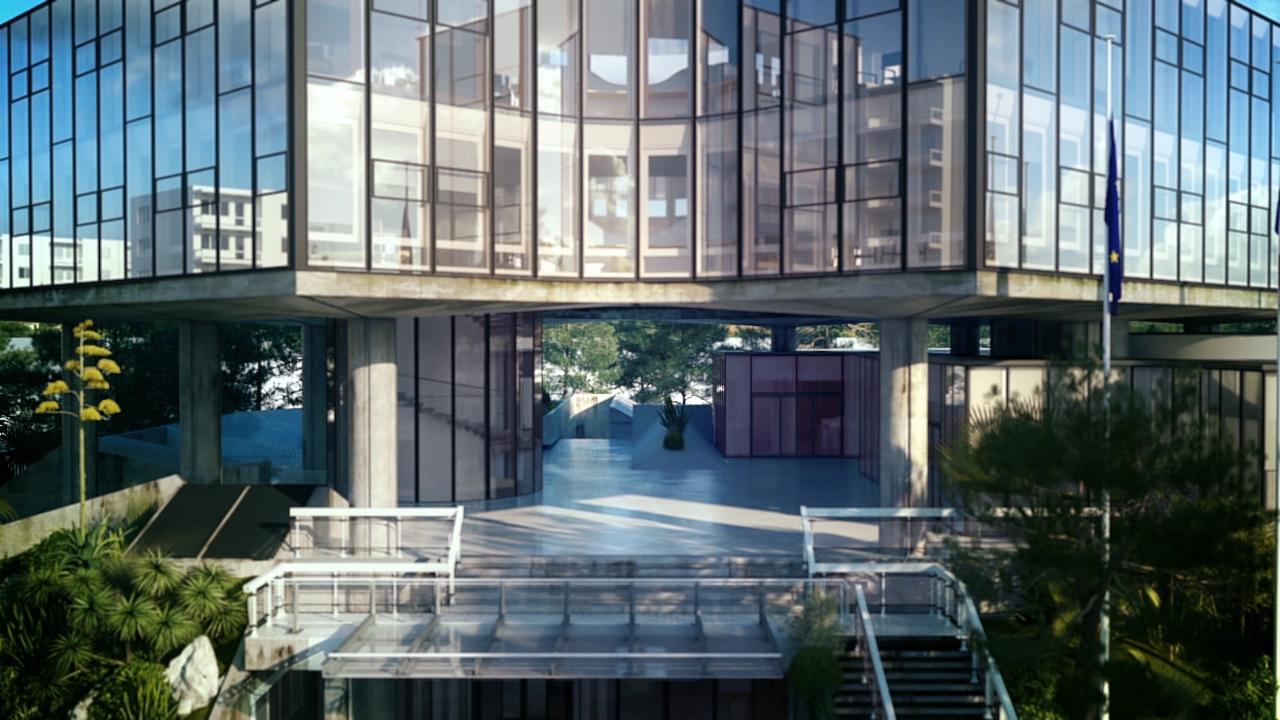 Vidéo 3D Hotel de Ville la Baule