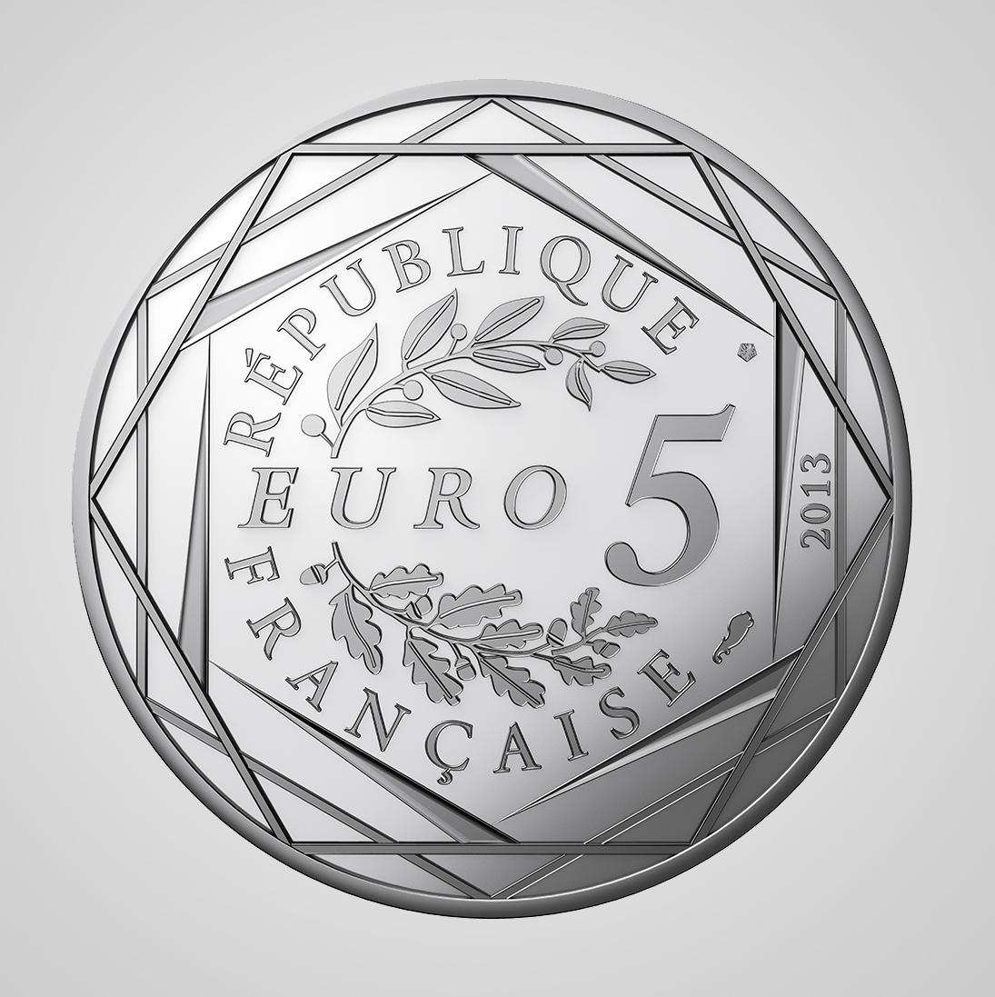 Modélisation 3D Monnaie de Paris par Dripmoon