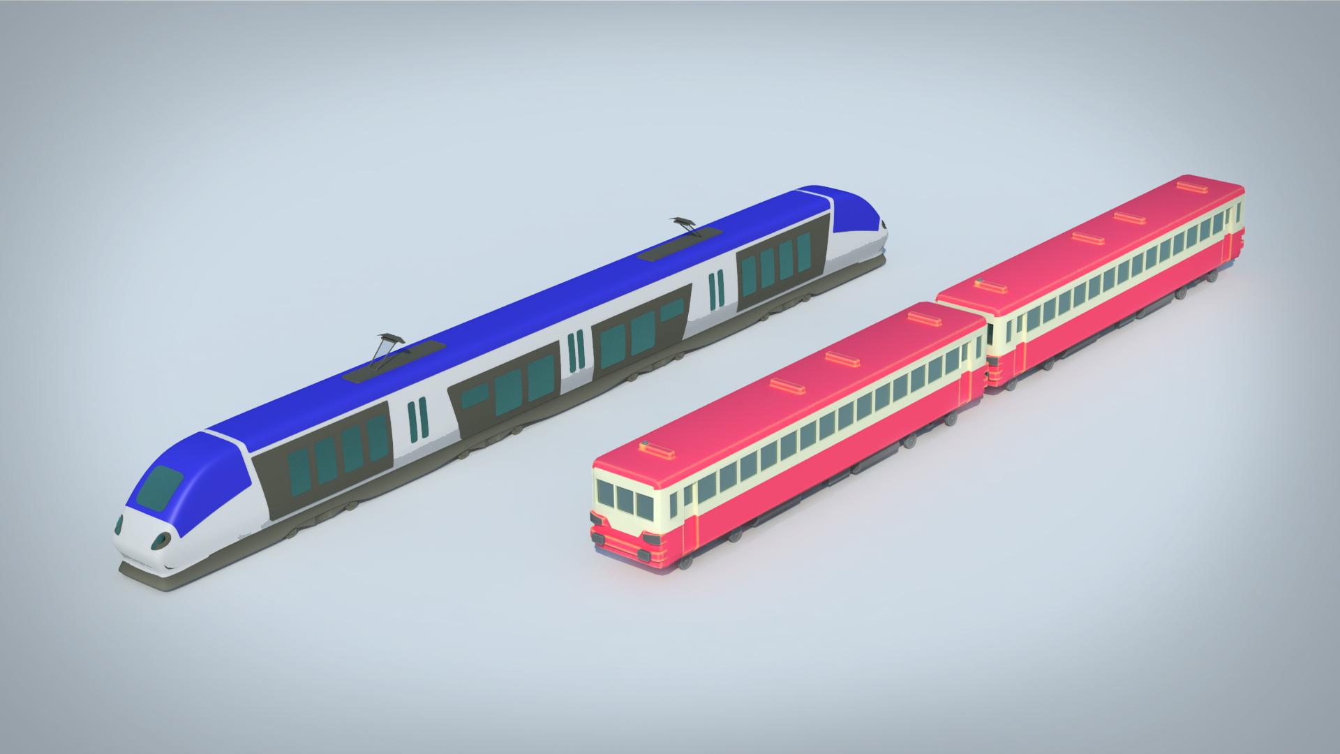 Modélisation des véhicules - Animation 3D