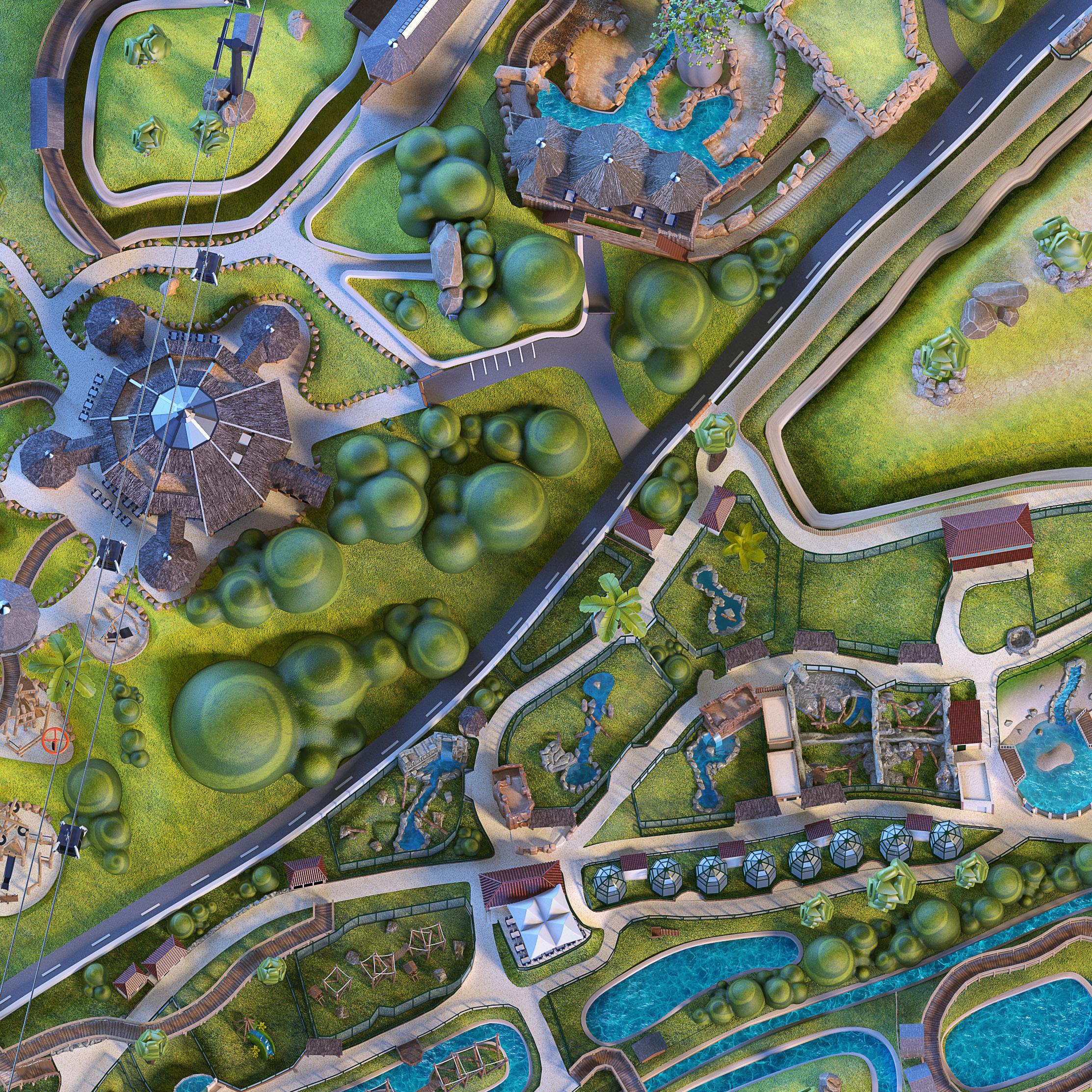 GALERIE-Dripmoon-Studio-3D-Tours-Motion-design-Zooparc-de-Beauval-Plan-du-parc 4