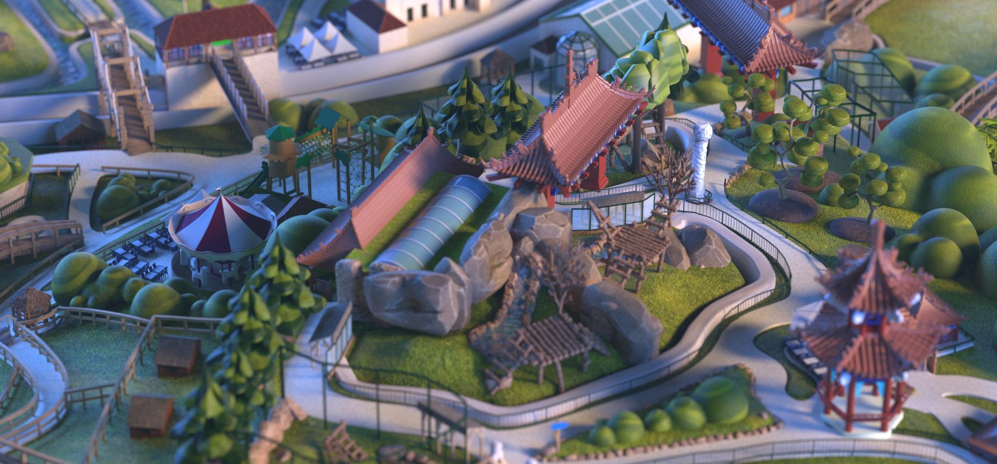 GALERIE-Dripmoon-Studio-3D-Tours-Motion-design-Zooparc-de-Beauval-Plan-du-parc 7