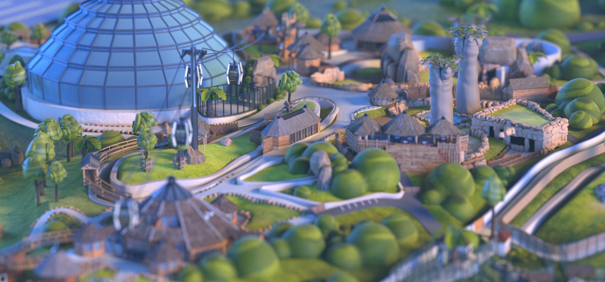 GALERIE-Dripmoon-Studio-3D-Tours-Motion-design-Zooparc-de-Beauval-Plan-du-parc 8