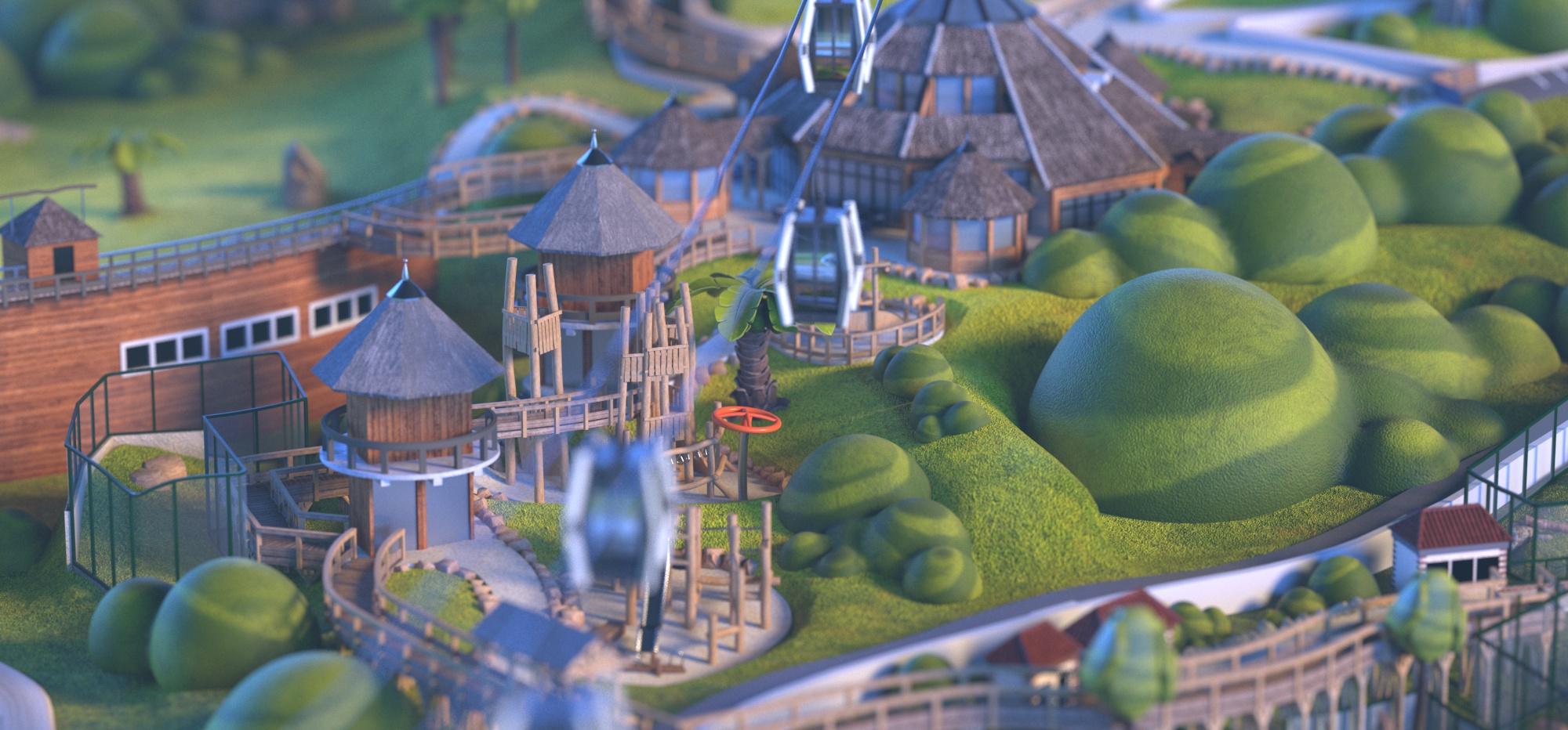 Studio spécialisé 3D à Tours