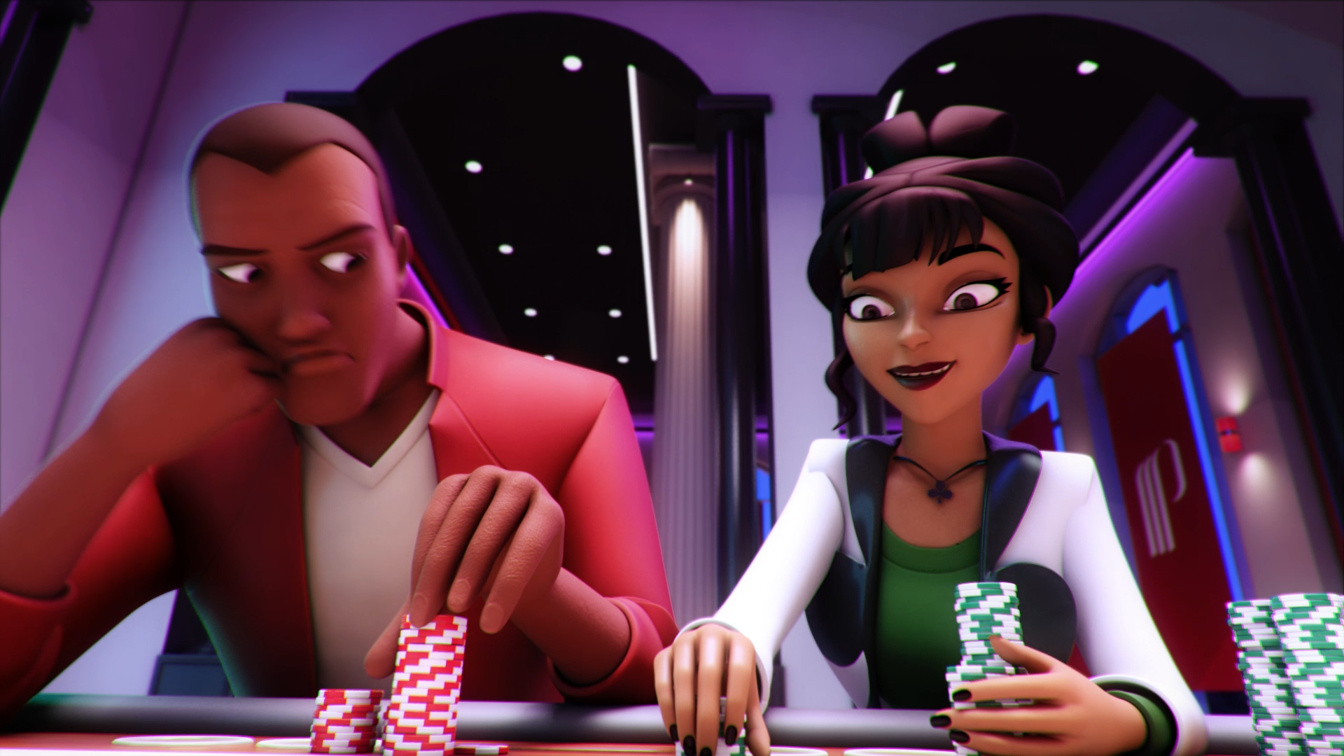 Dripmoon Studio de production animation 3D